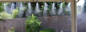 Lắp dàn phun sương hơi nước
