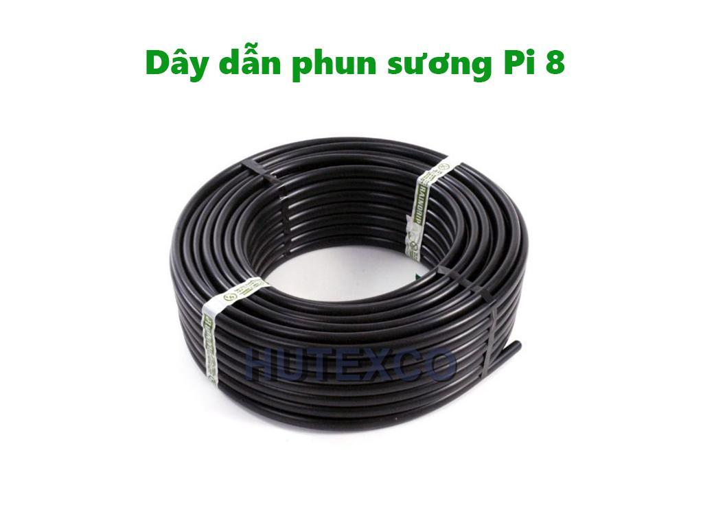 Dây dẫn nước phun sương Pi 8mm