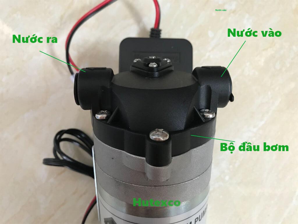 nguyên lý hoạt động máy bơm tăng áp