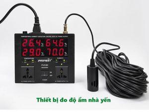 thiết bị đo độ ẩm nhà yến